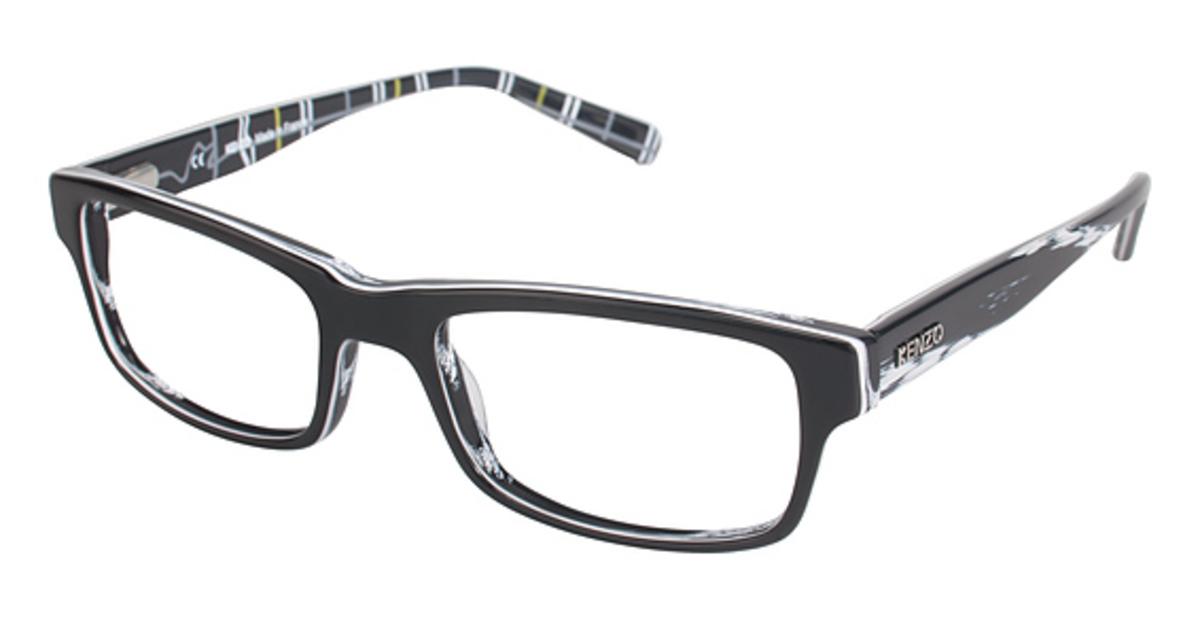 Kenzo Optical Glasses : Kenzo 4186 Eyeglasses Frames