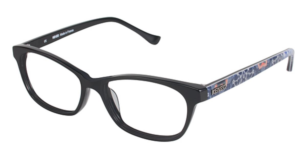 Kenzo Glasses Frames : Kenzo 2208 Eyeglasses Frames