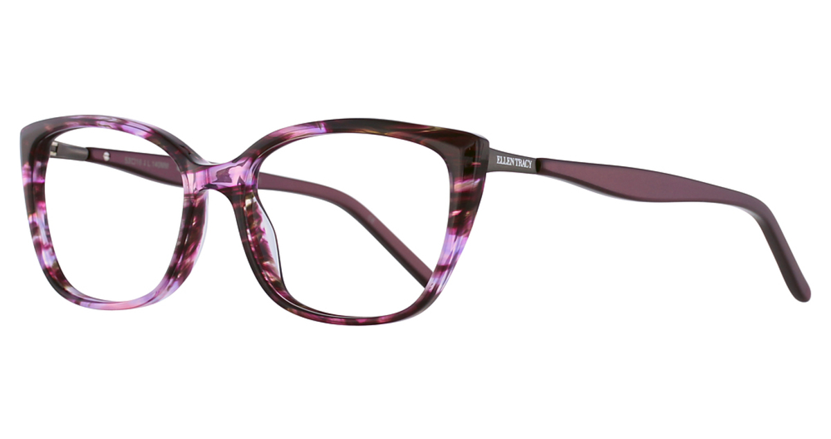 Ellen Tracy Lombardia Eyeglasses Frames