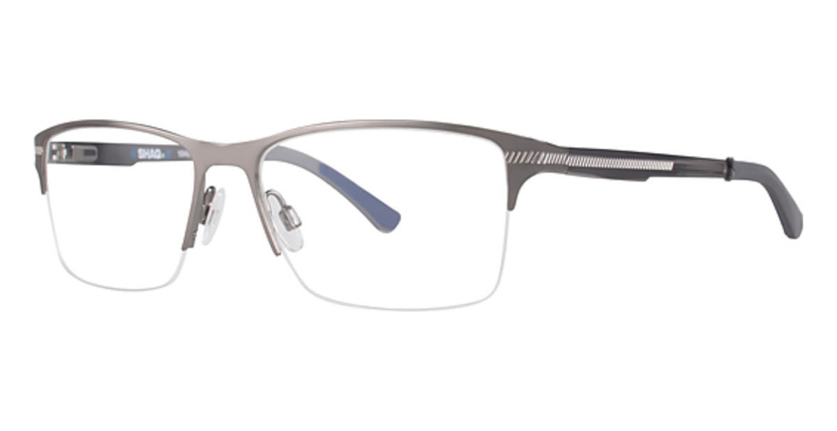 Shaquille O Neal Qd 104m Eyeglasses Frames