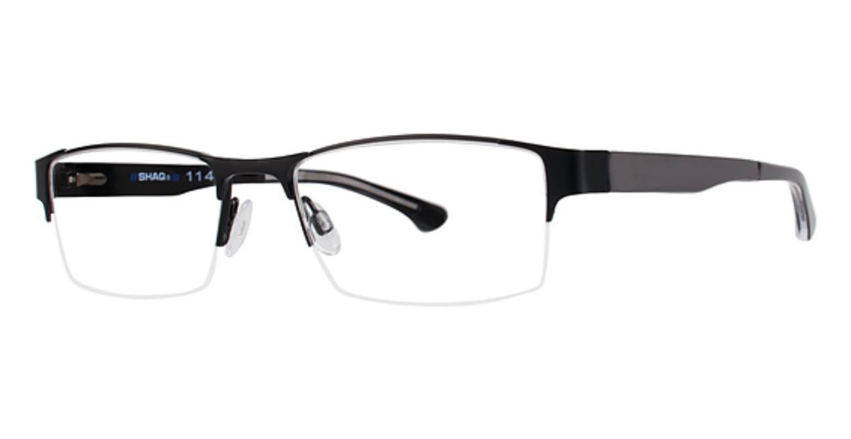 Shaquille O\'Neal Eyeglasses Frames
