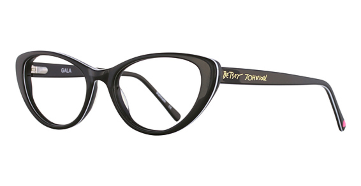 Betsey Johnson Gala Eyeglasses Frames