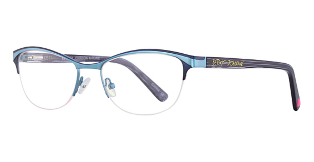 Betsey Johnson Kitchie Eyeglasses Frames