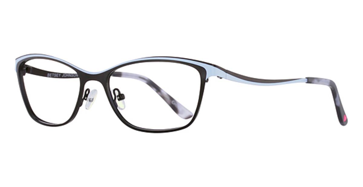 Betsey Johnson Eyeglasses Frames