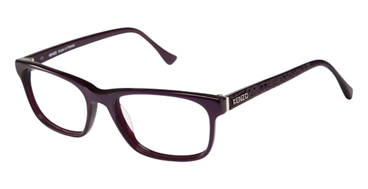 Kenzo Optical Glasses : Kenzo 2211 Eyeglasses Frames