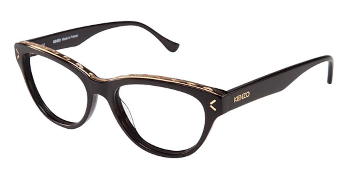 Kenzo Optical Glasses : Kenzo G203 Eyeglasses Frames