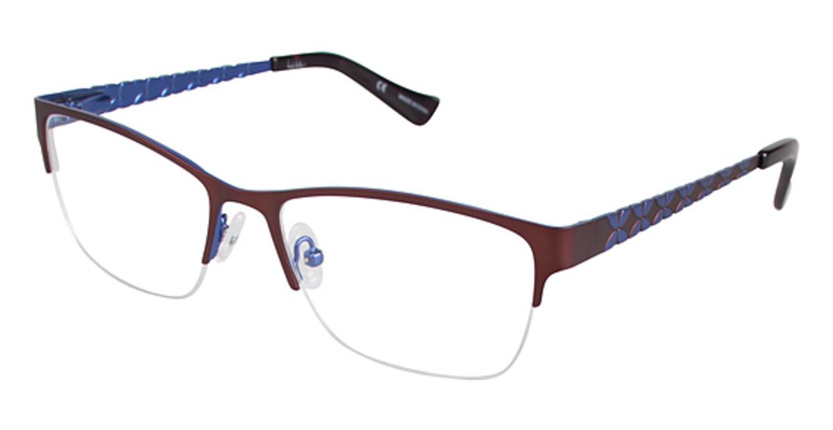 Nicole Miller Eyeglasses Frames