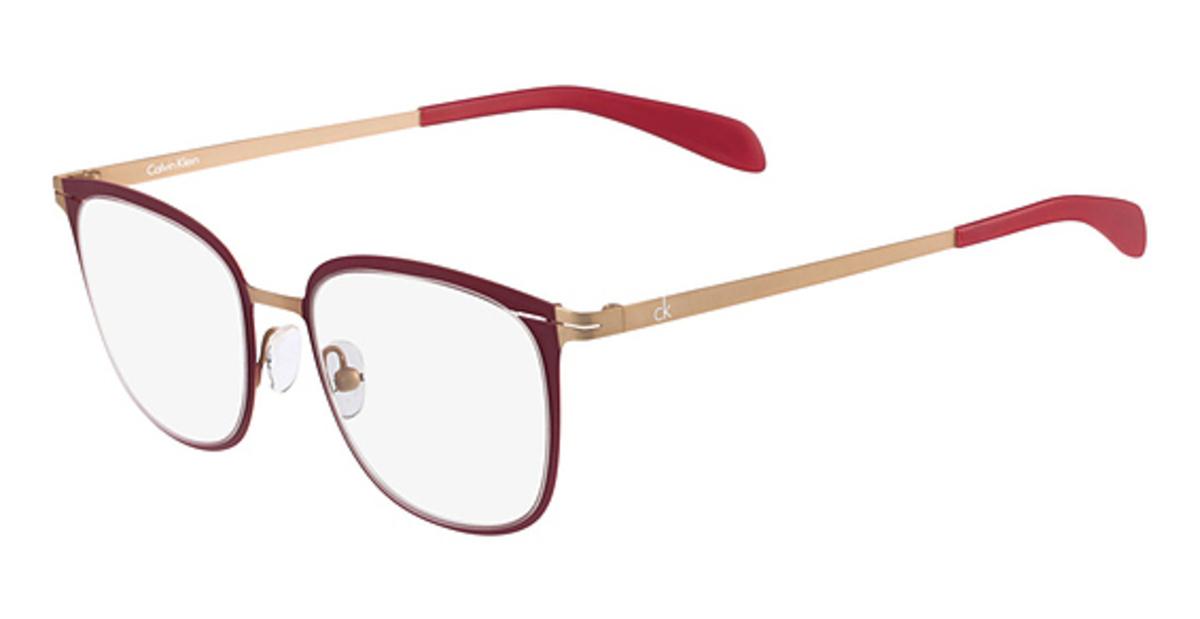 Calvin Klein Black Frame Glasses : cK Calvin Klein CK5425 Eyeglasses Frames