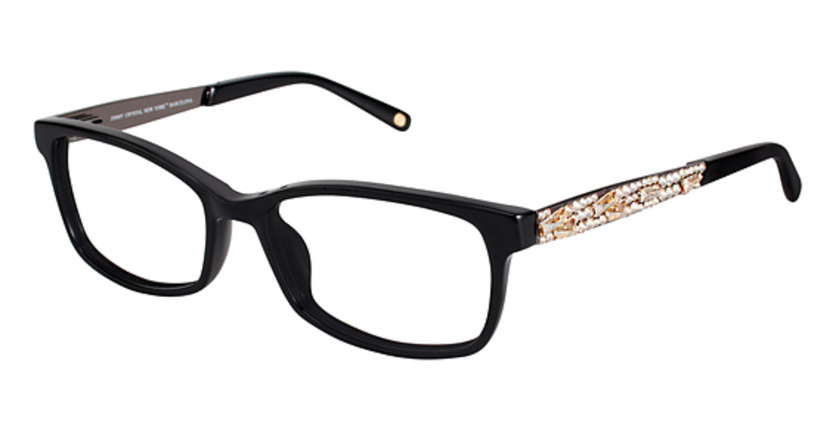 Eyeglass Frames New York : Jimmy Crystal New York Barcelona Eyeglasses Frames