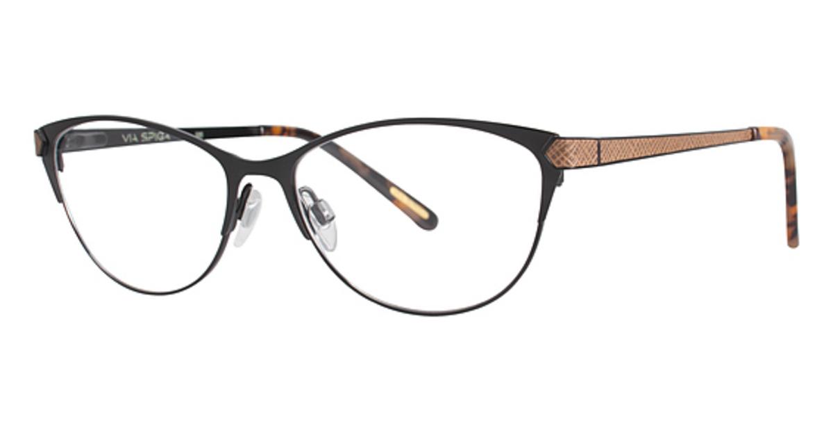 Eyeglass Frames Via Spiga : Via Spiga Elisa Eyeglasses Frames