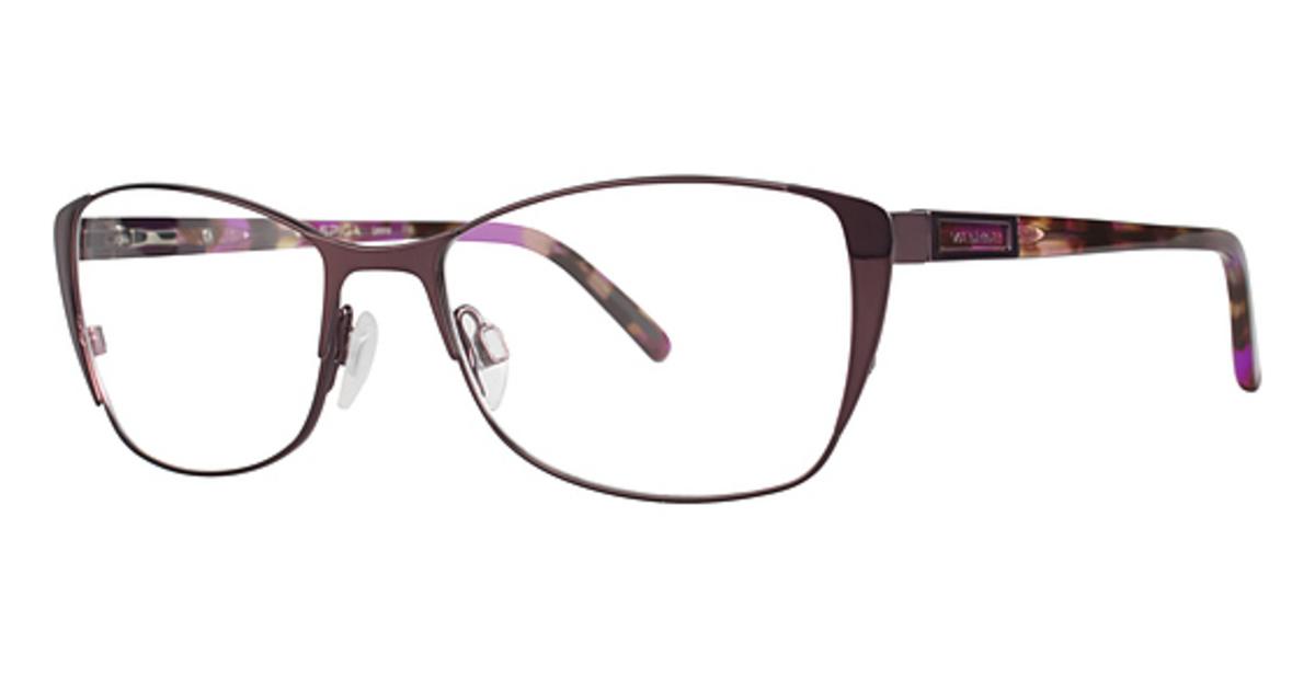 Eyeglass Frames Via Spiga : Via Spiga Leona Eyeglasses Frames