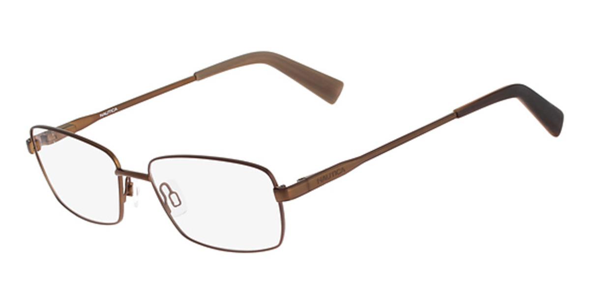 90fc73d1183 Nautica N7258 Eyeglasses Frames