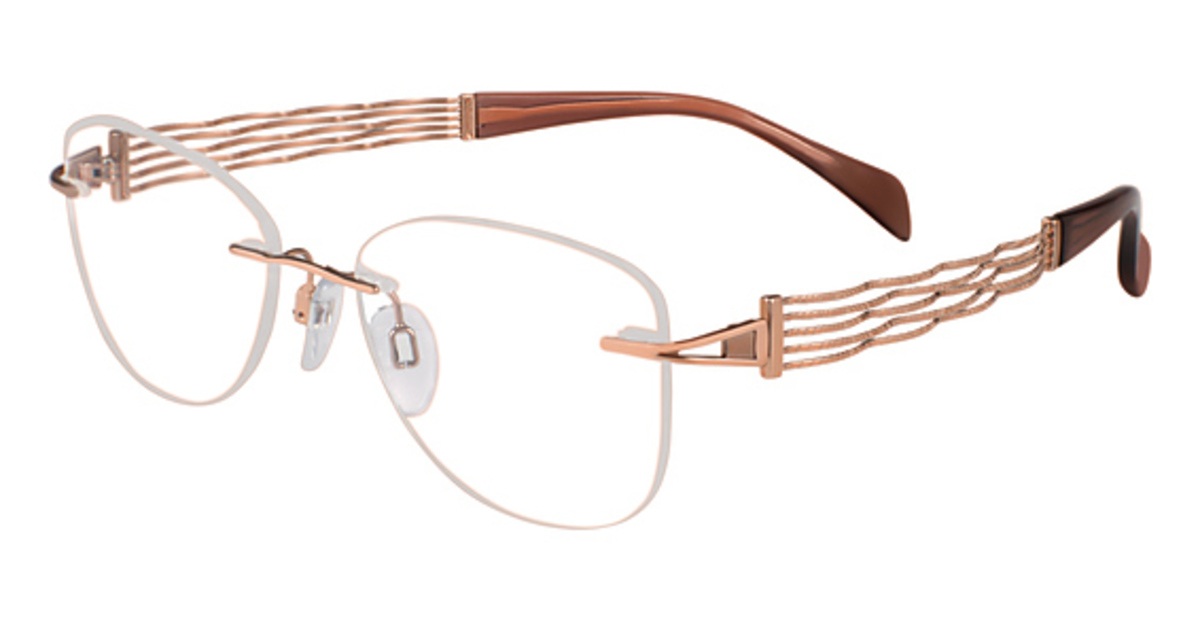 Glasses Frames Xl : Line Art XL 2081 Eyeglasses Frames