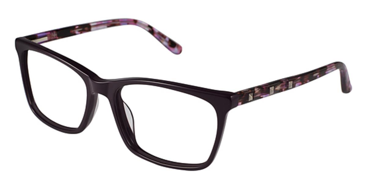5bb63c2d90f6 Nicole Miller Antwerp Eyeglasses