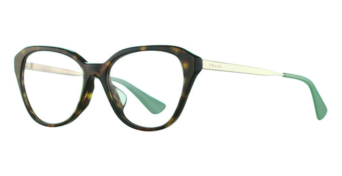 55dad58a6089b Prada PR 28SVF Asian Fit Eyeglasses Frames