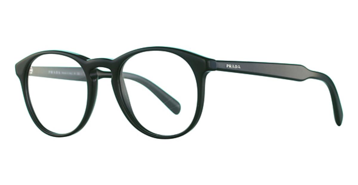c6d0b638a98bc Prada PR 19SV Eyeglasses Frames