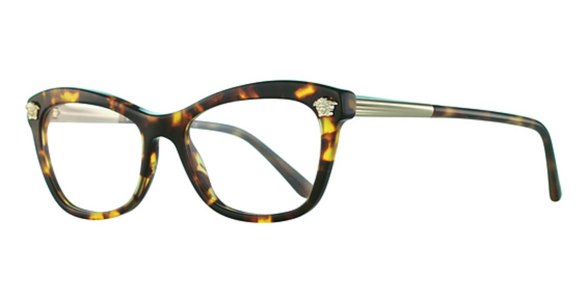 cb43d7dec61 Versace VE3224 Eyeglasses Frames