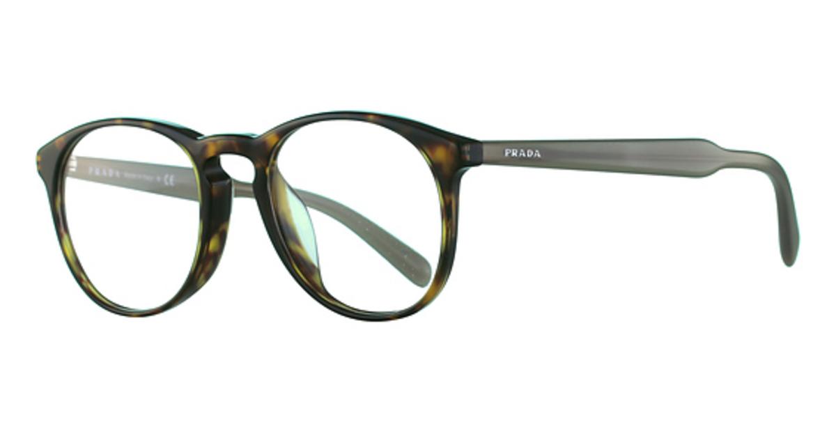 24aaef071a0 Prada PR 19SVF Eyeglasses Frames