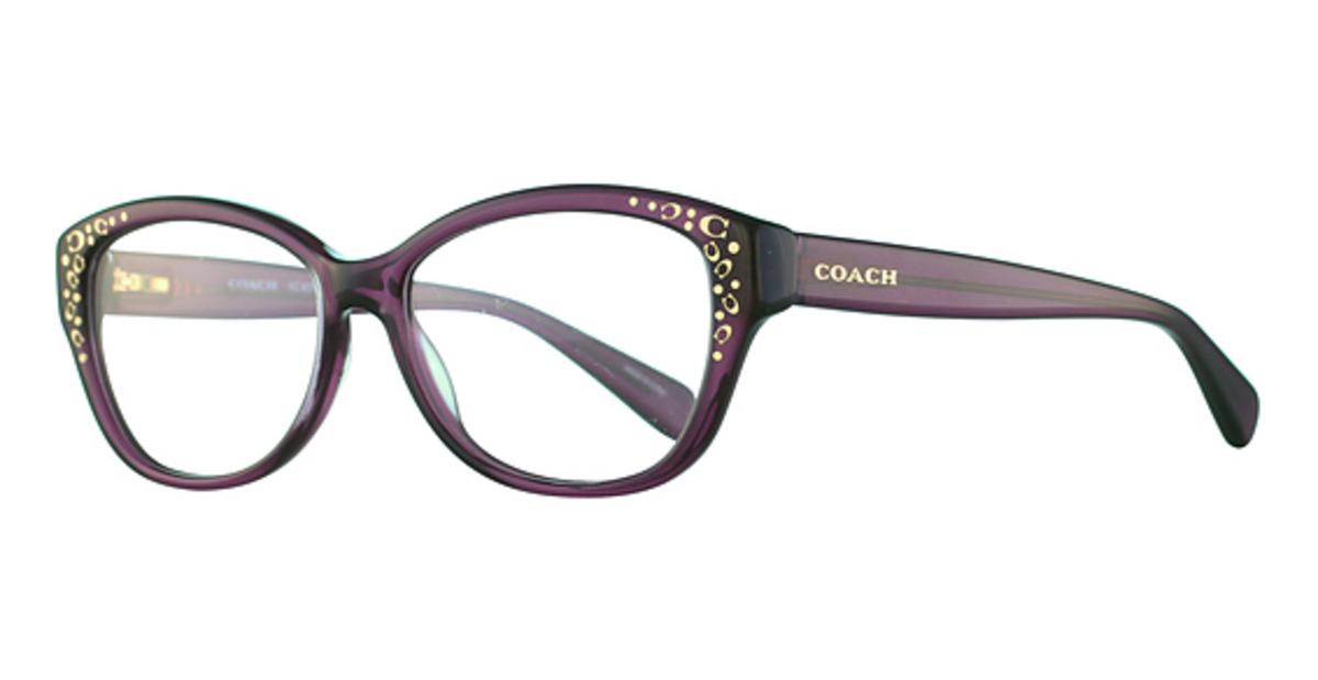 Coach Eyeglass Frames Gianna : Coach HC6076 Eyeglasses Frames