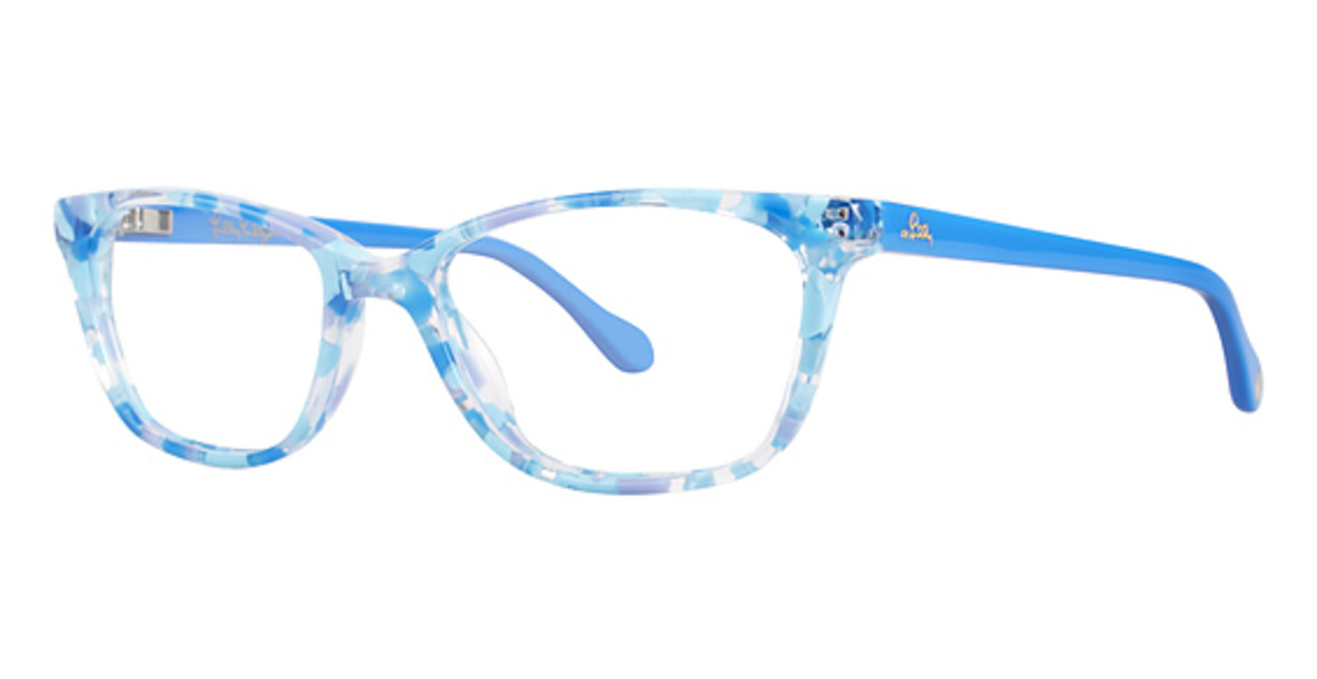 Lilly Pulitzer Livie Eyeglasses Frames