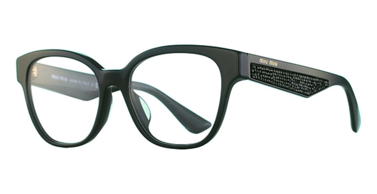 812fc66bba Miu Miu MU 06OVA Eyeglasses Frames