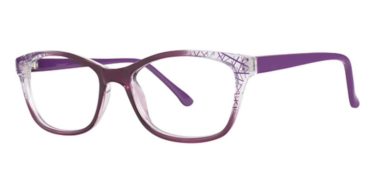 48ee007bdd Modern Plastics I Ice Eyeglasses Frames