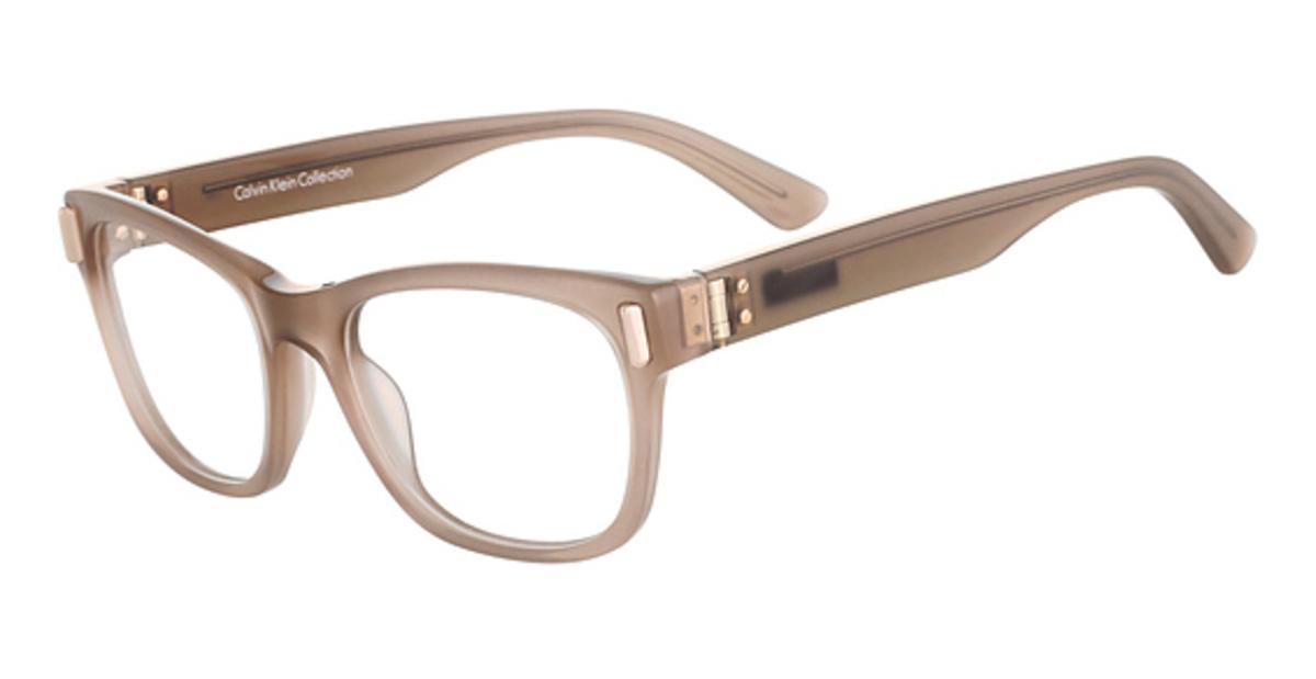 Calvin Klein Black Frame Glasses : Calvin Klein CK8532 Eyeglasses Frames