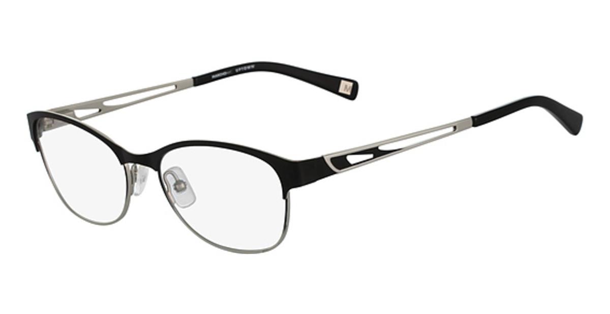 Marchon M Claremont Eyeglasses Frames