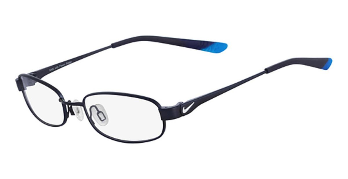 nike blue glasses