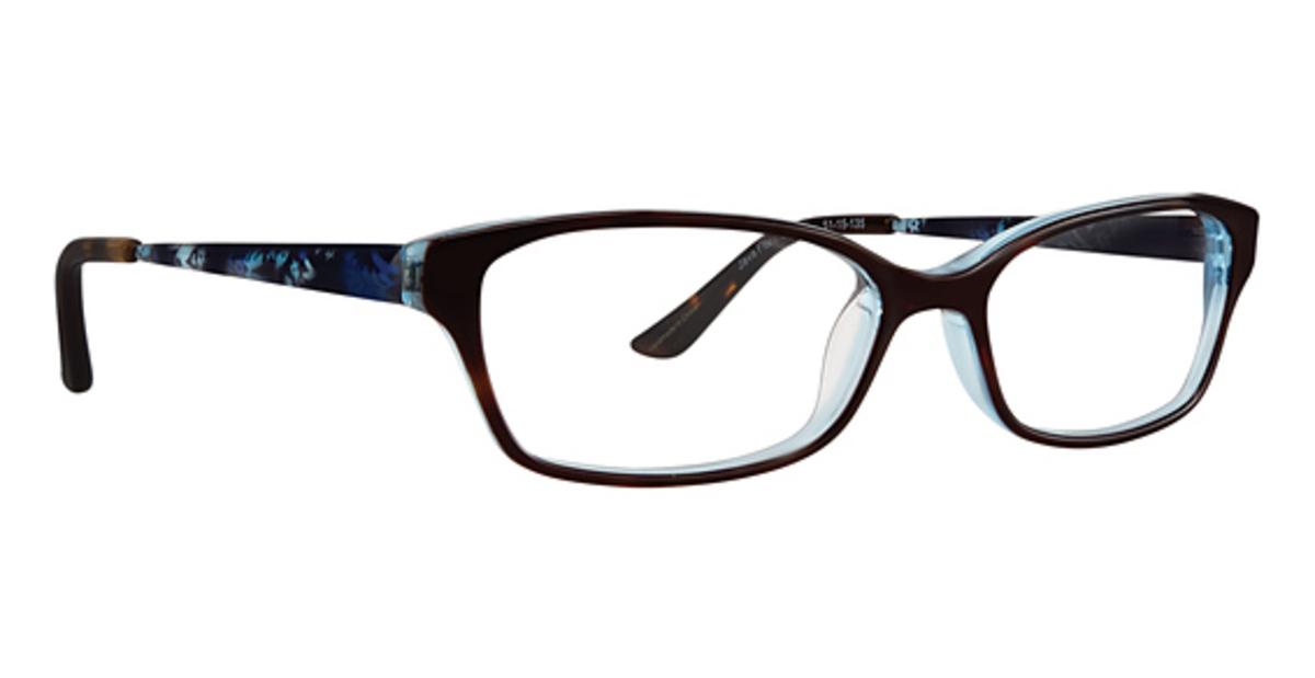 Vera Bradley VB Hadley Eyeglasses Frames