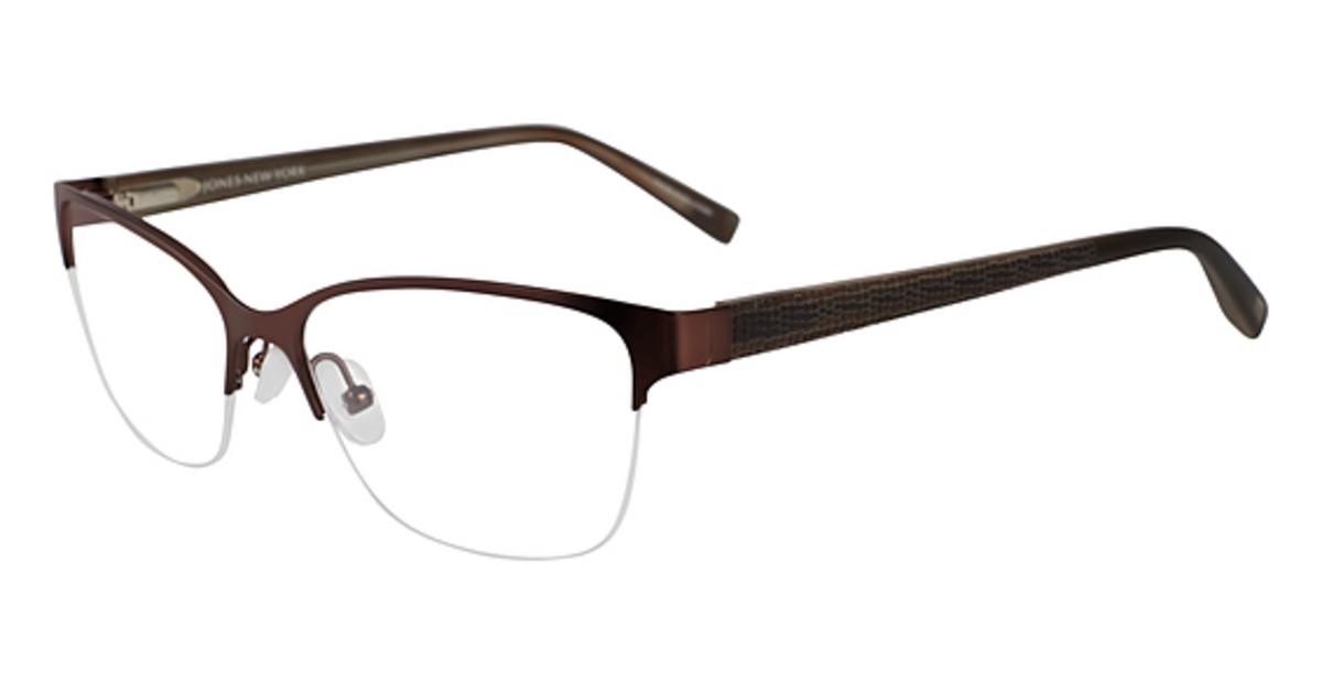 Jones Of New York Eyeglass Frames : Jones New York J483 Eyeglasses Frames