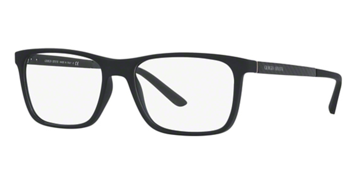 giorgio armani ar7104 black rubber black rubber