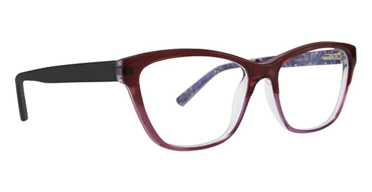 23463bc24c Vera Bradley VB Amy Eyeglasses Frames