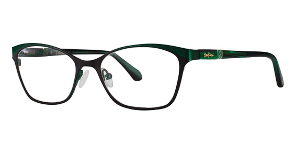f617575743 Lilly Pulitzer Ryder Eyeglasses Frames