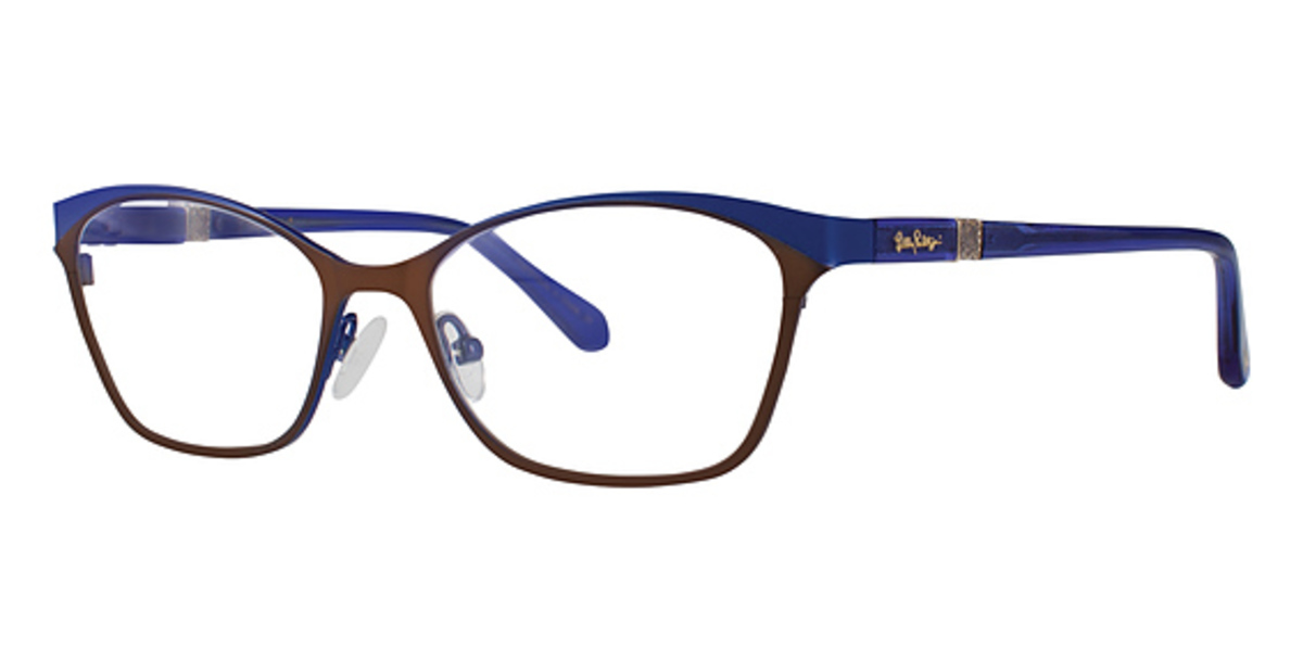 d2d110aa30bf Lilly Pulitzer Eyeglasses Frames