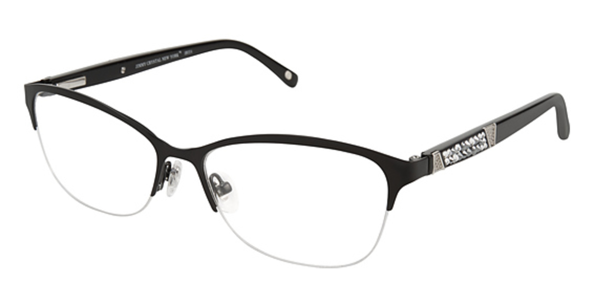 a4fcea69de Jimmy Crystal New York Ibiza Eyeglasses Frames