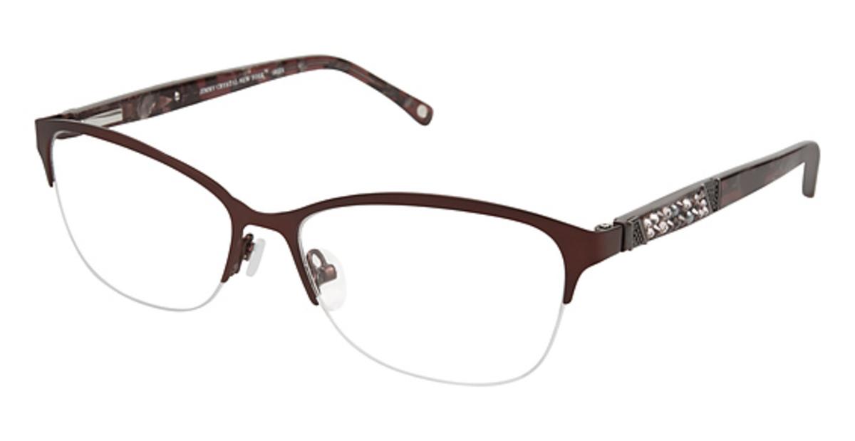 9d71114c90 Jimmy Crystal New York Eyeglasses Frames