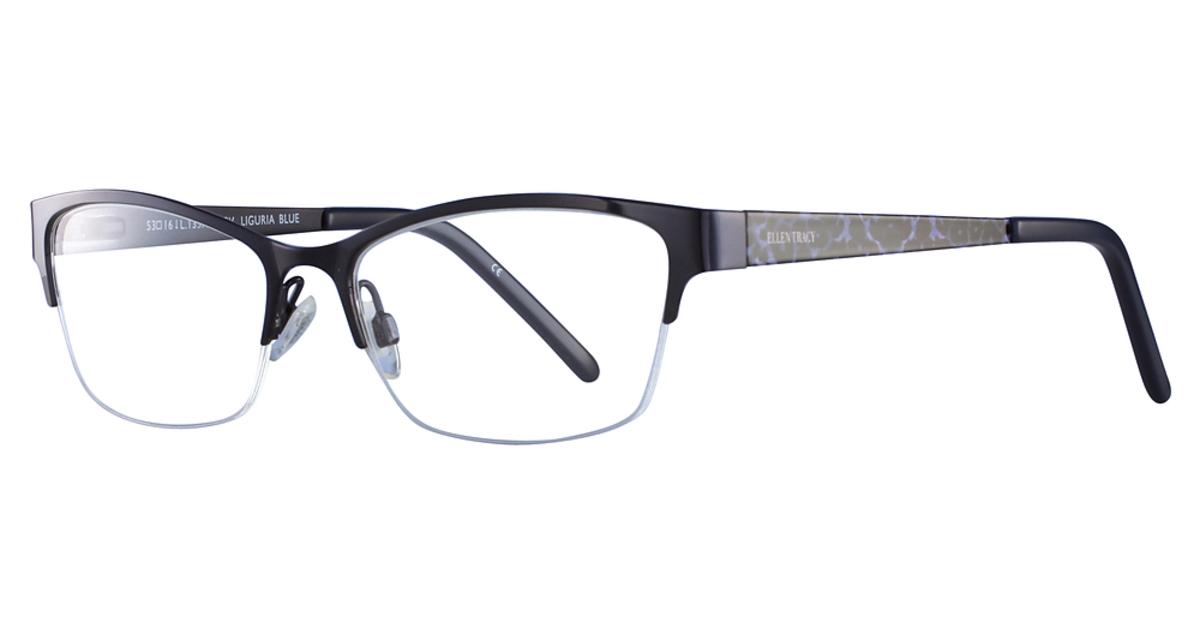 Ellen Tracy Liguria Eyeglasses Frames