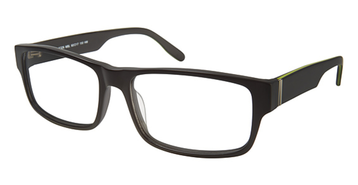 0a3b13cb83b2 Van Heusen Studio S326 Eyeglasses Frames