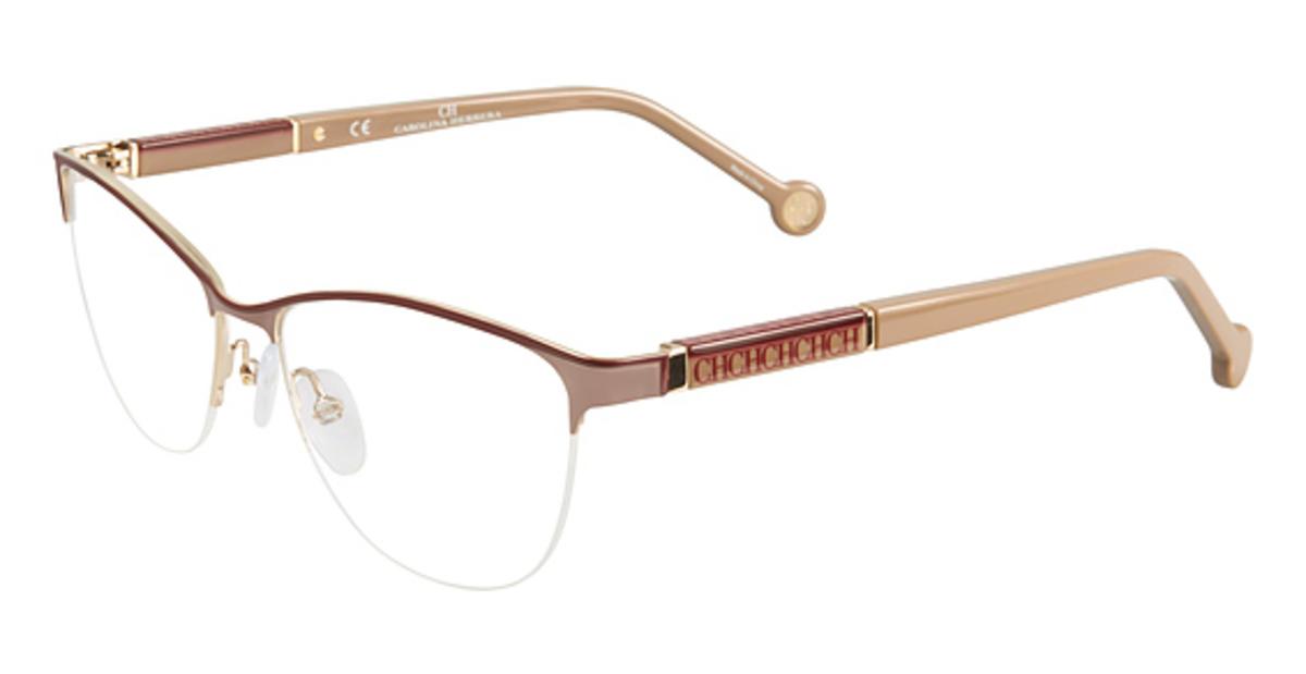 CH Carolina Herrera VHE079K Eyeglasses Frames