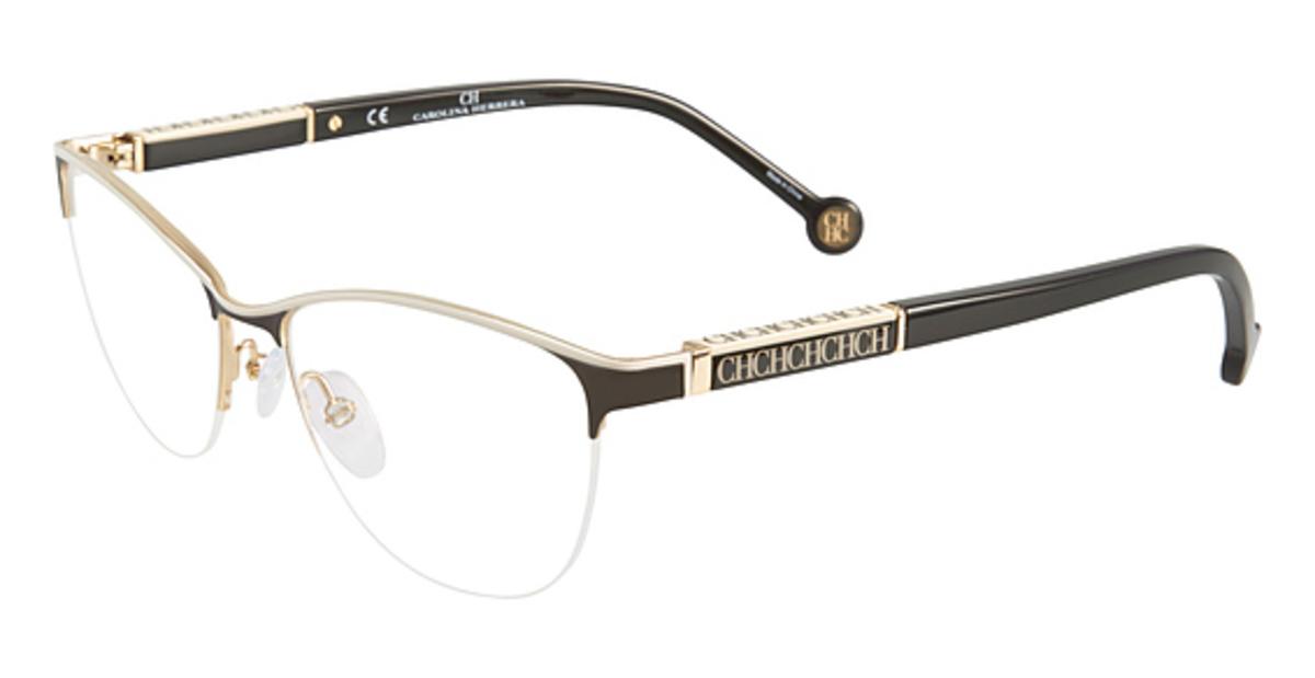 cea1b360589 CH Carolina Herrera VHE079K Eyeglasses