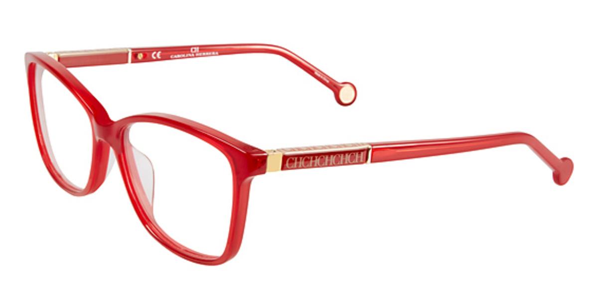 CH Carolina Herrera VHE672K Eyeglasses Frames