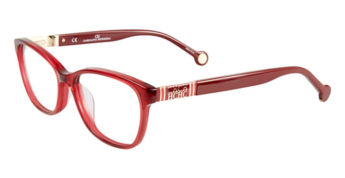 CH Carolina Herrera VHE709K Eyeglasses Frames