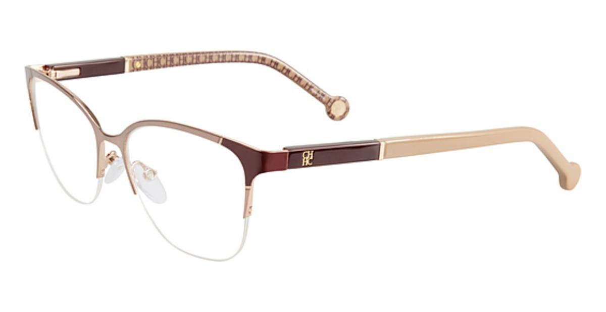 CH Carolina Herrera VHE091K Eyeglasses f23700f803