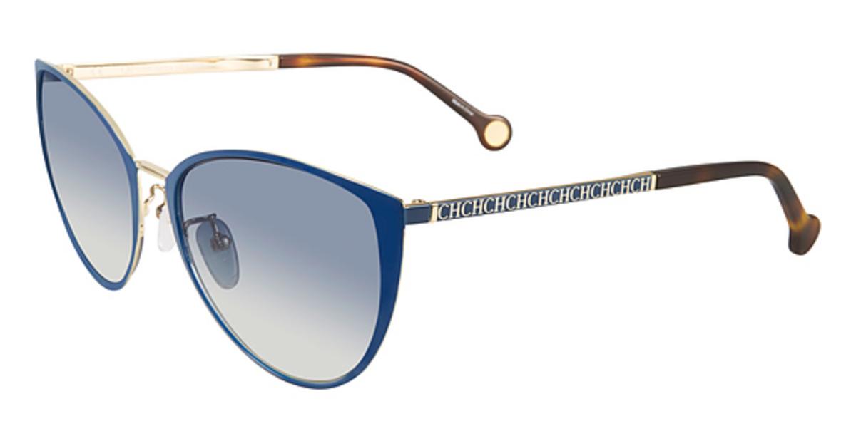 CH Carolina Herrera SHE087 Blue 354. Blue 354