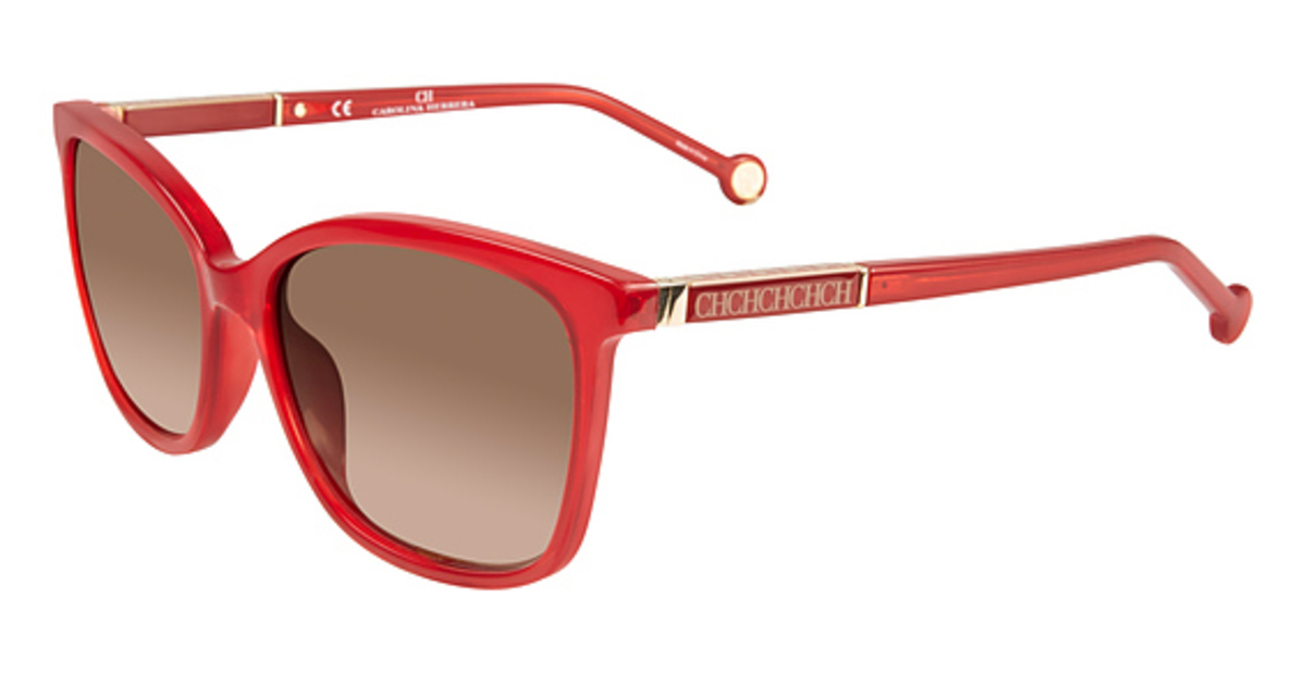 5628603f56 CH Carolina Herrera SHE702 Shiny Opal Red 849. Shiny Opal Red 849