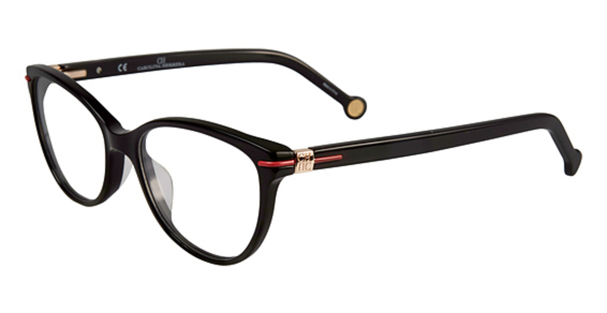 ceee8076387 CH Carolina Herrera VHE660K Eyeglasses Frames
