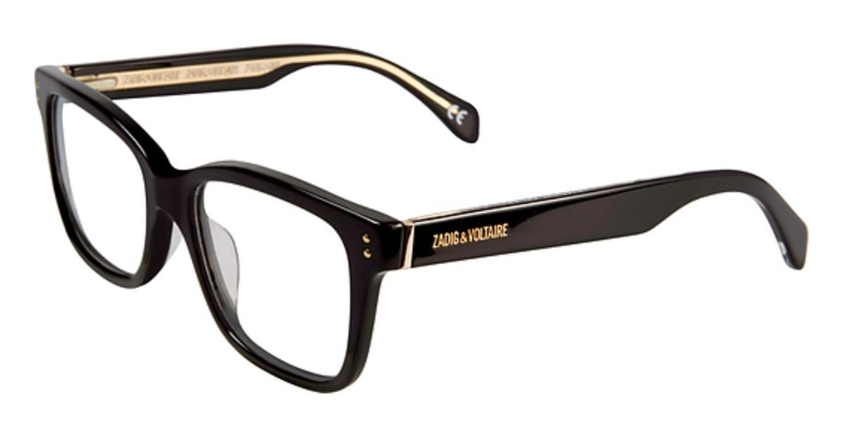 04bc46857f Zadig   Voltaire VZV076 Eyeglasses Frames