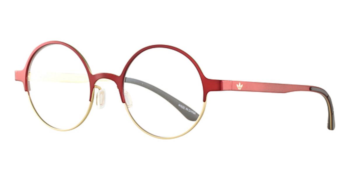 adidas eyeglasses womens gold