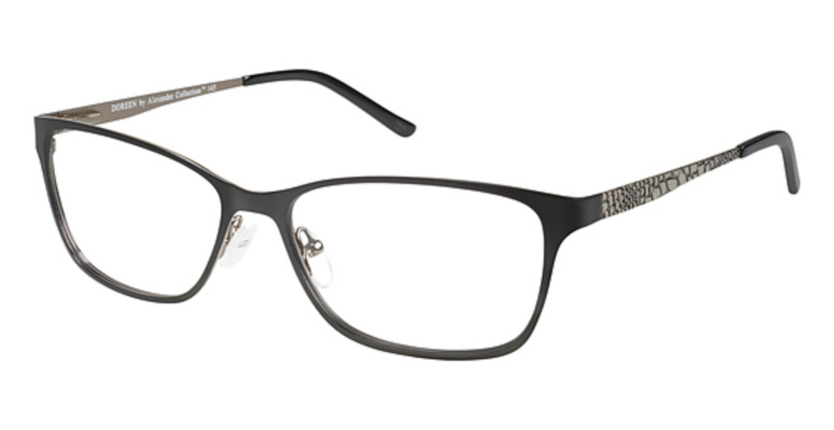 34ad6445c8 Alexander Collection Eyeglasses Frames